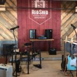 Host an Event, Red Shed Brewing