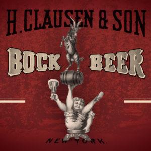 Introducing H. Clausen & Son Bock Beer