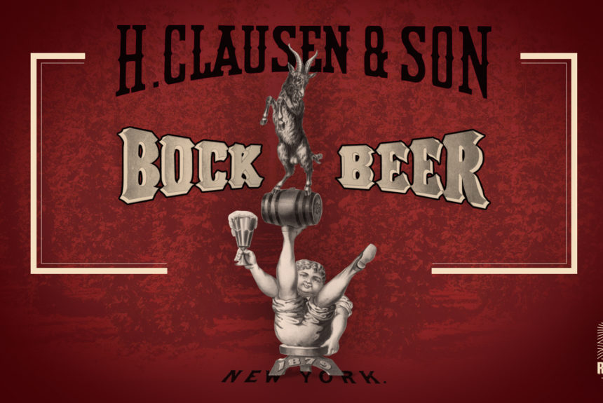 Introducing H. Clausen & Son Bock Beer
