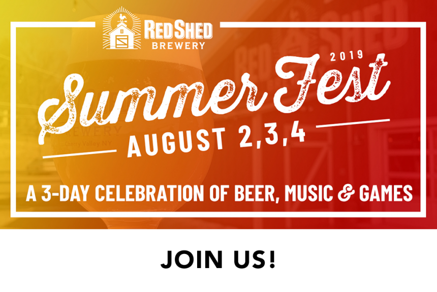 Summer Fest 2019 – This weekend – August 2, 3, 4