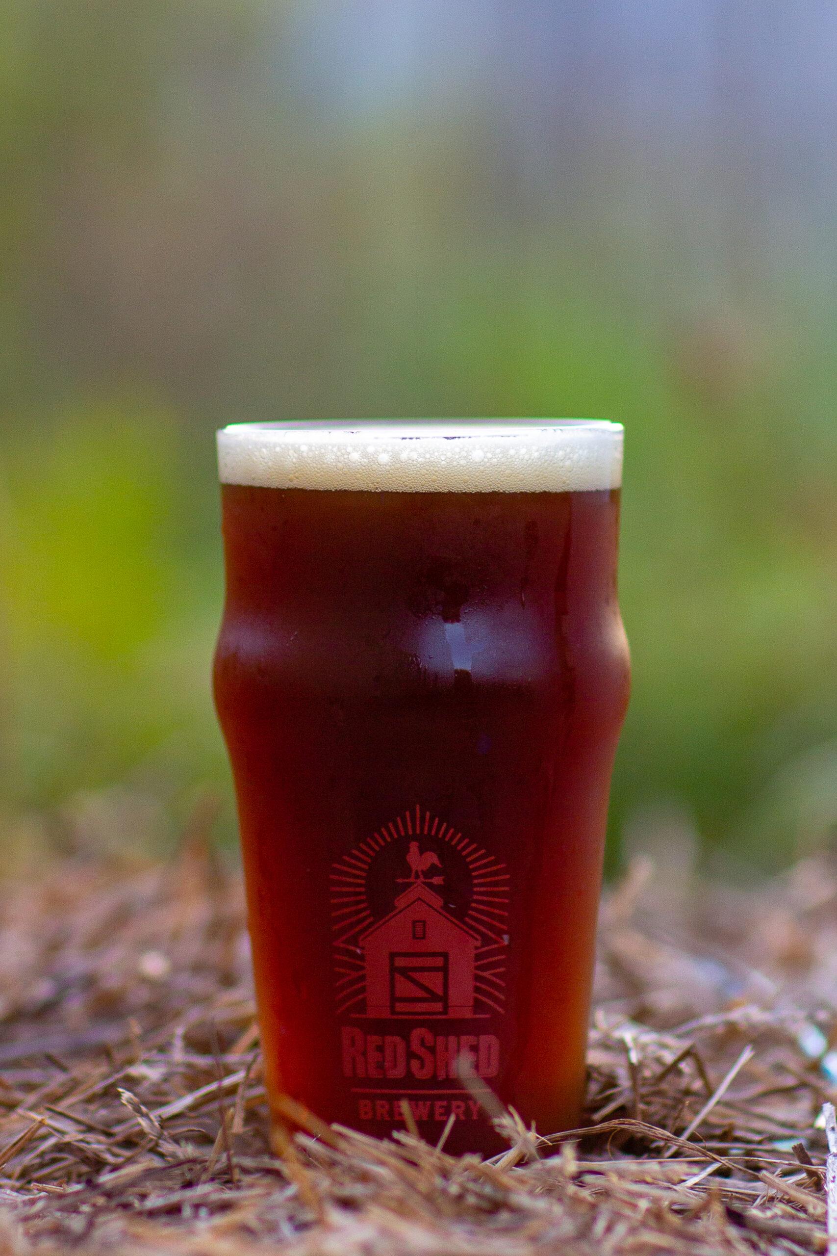 Geordie Boy Brown Ale, Red Shed Brewing
