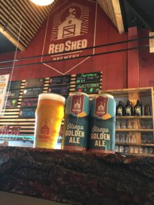 5 Things to Do (After Grabbing a Brew!) in Cooperstown, NY, Red Shed Brewing