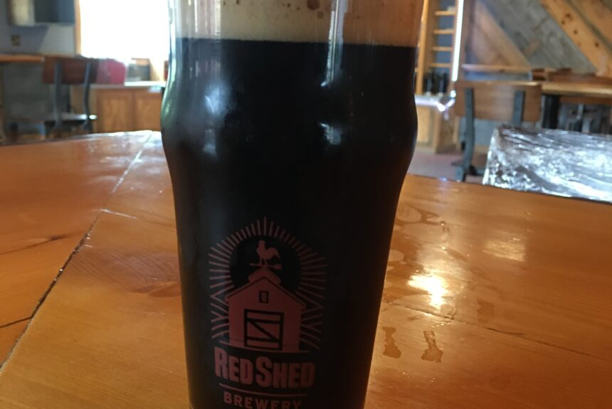 Introduction to: The Porter, Red Shed Brewing