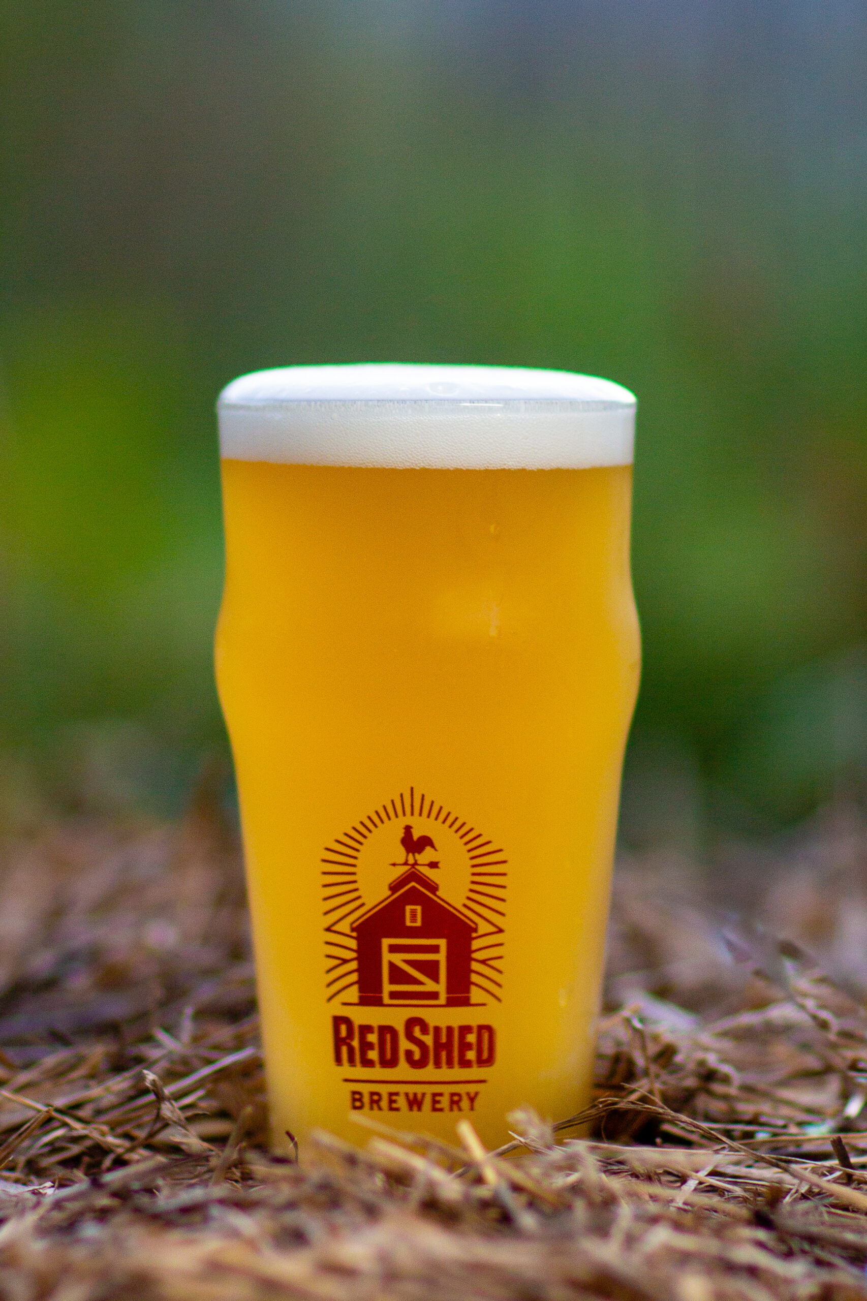 Henry's Hefeweizen, Red Shed Brewing