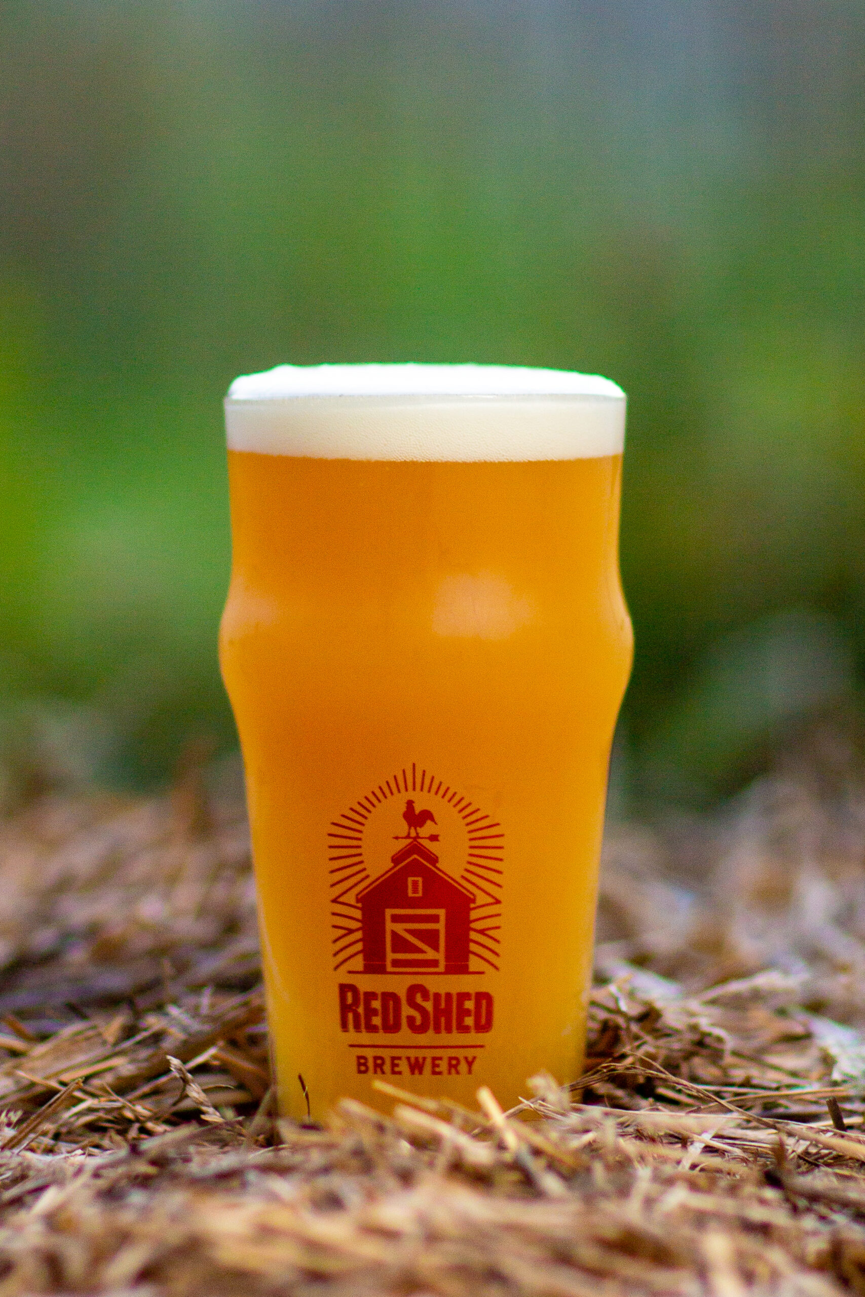 Hop Harvest Pale Ale, Red Shed Brewing