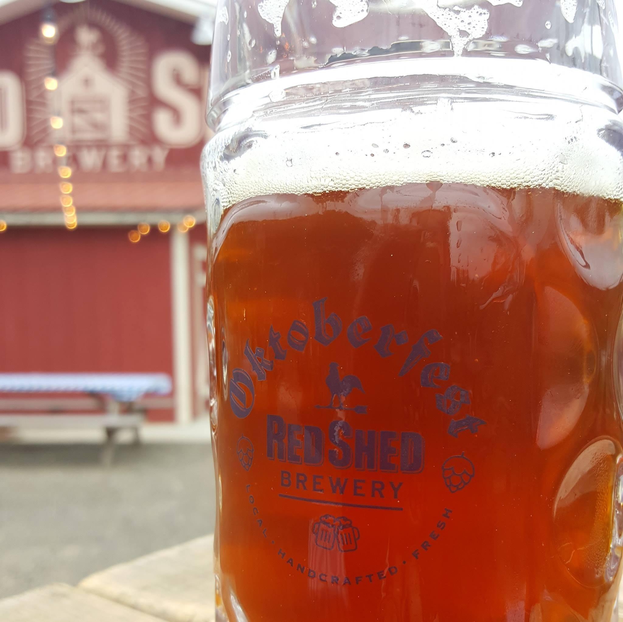 Oktoberfest Marzen, Red Shed Brewing
