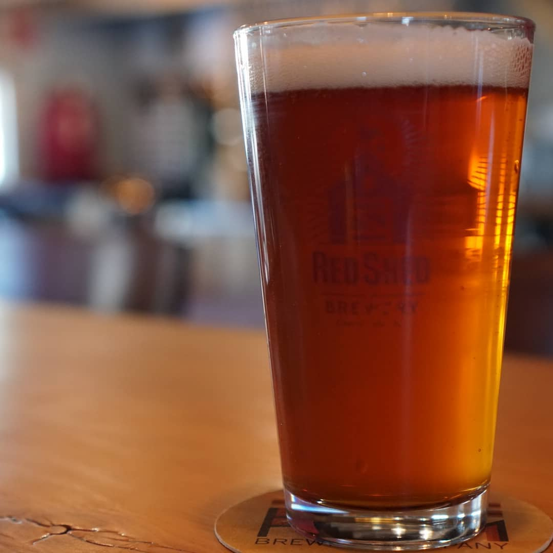 Jessica's Red Ale, Red Shed Brewing