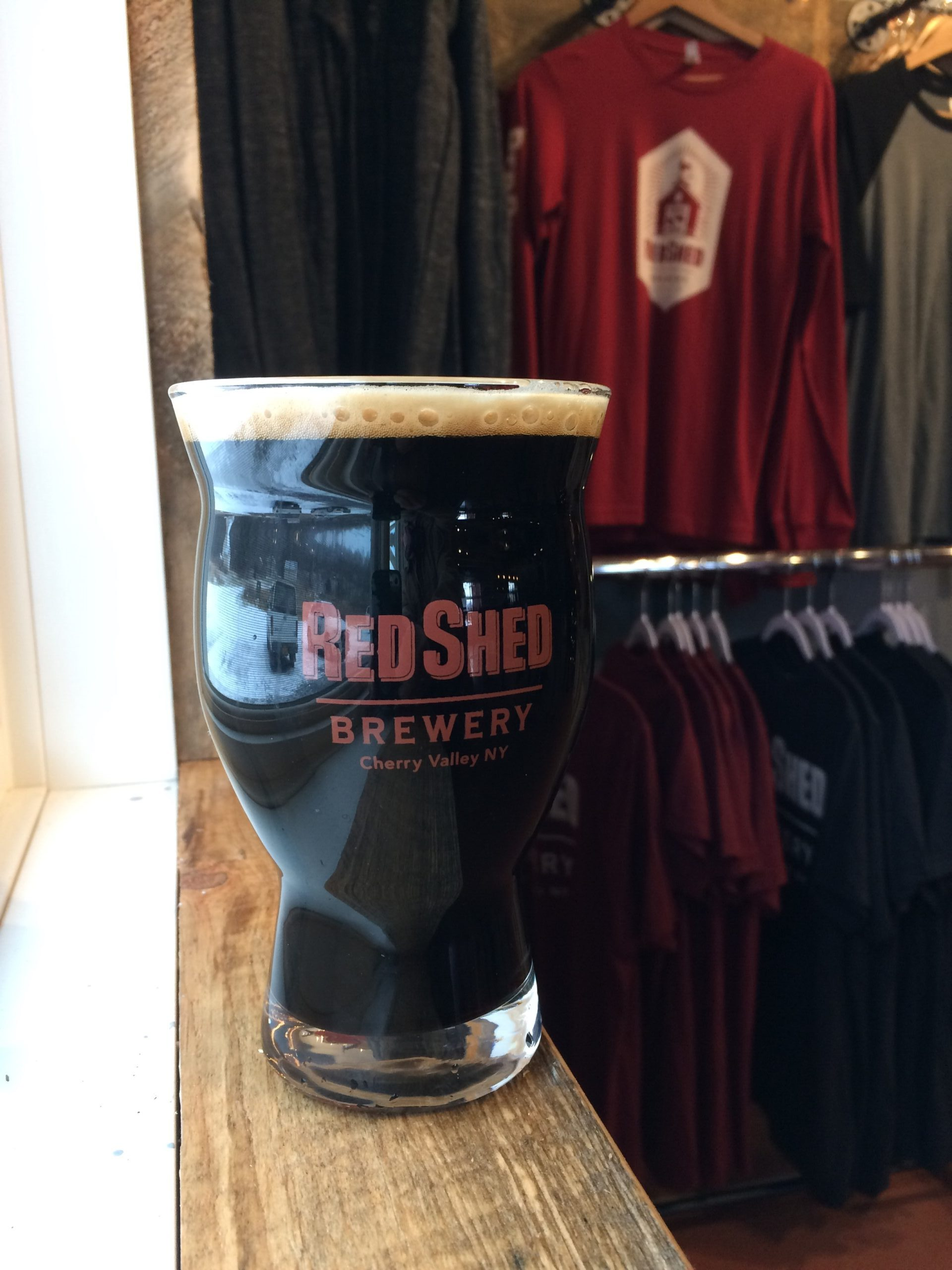 Stonehouse Stout, Red Shed Brewing