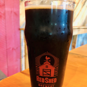 Red Shed Chocolate Waffle Cone Imperial Stout, Red Shed Brewing
