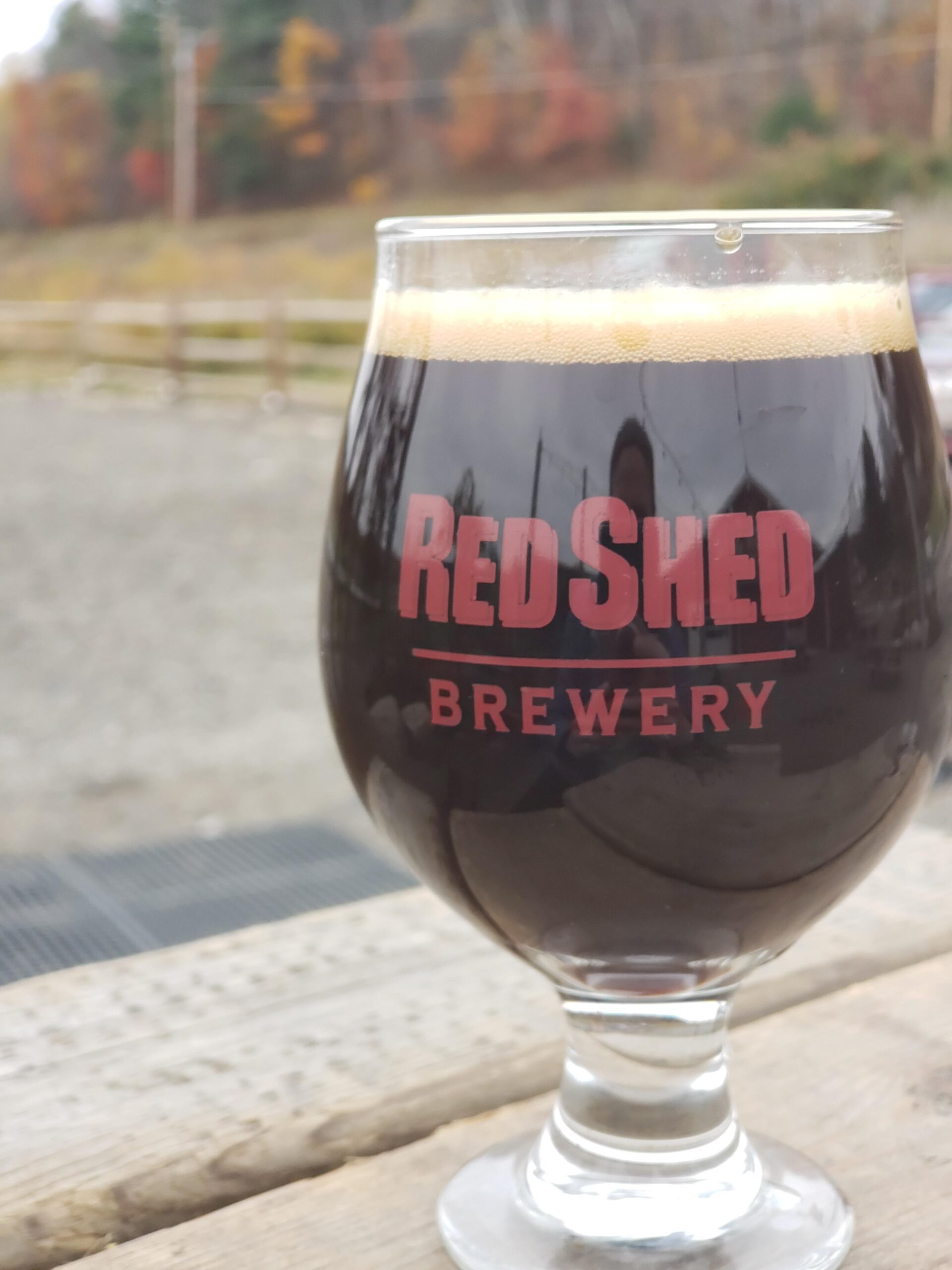 Chocolatier Stout, Red Shed Brewing